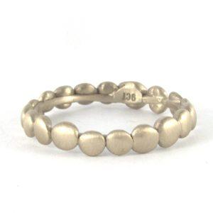 white-gold-ring bridget kennedy pebble