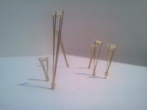 rice gold pins bridget kennedy