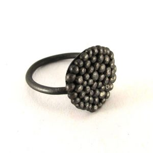 Bridget Kennedy Pebble ring