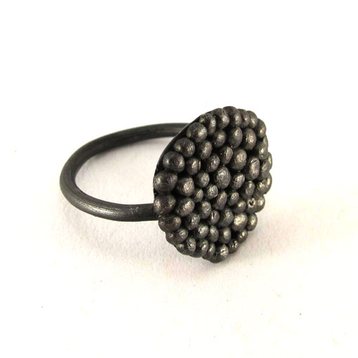 Bridget Kennedy Pebble ring