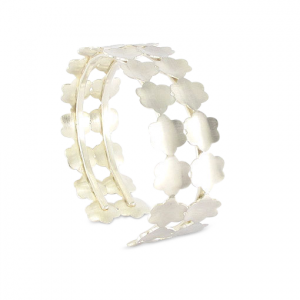Bridget Kennedy Petal Bangle