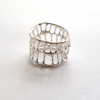 Anna Vlahos silver ring sterling