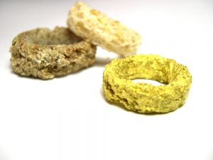 gold bread ring bridget kennedy