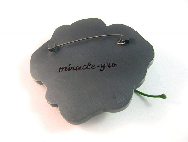 tumorous-cherry-miracle-gro_back-brooch