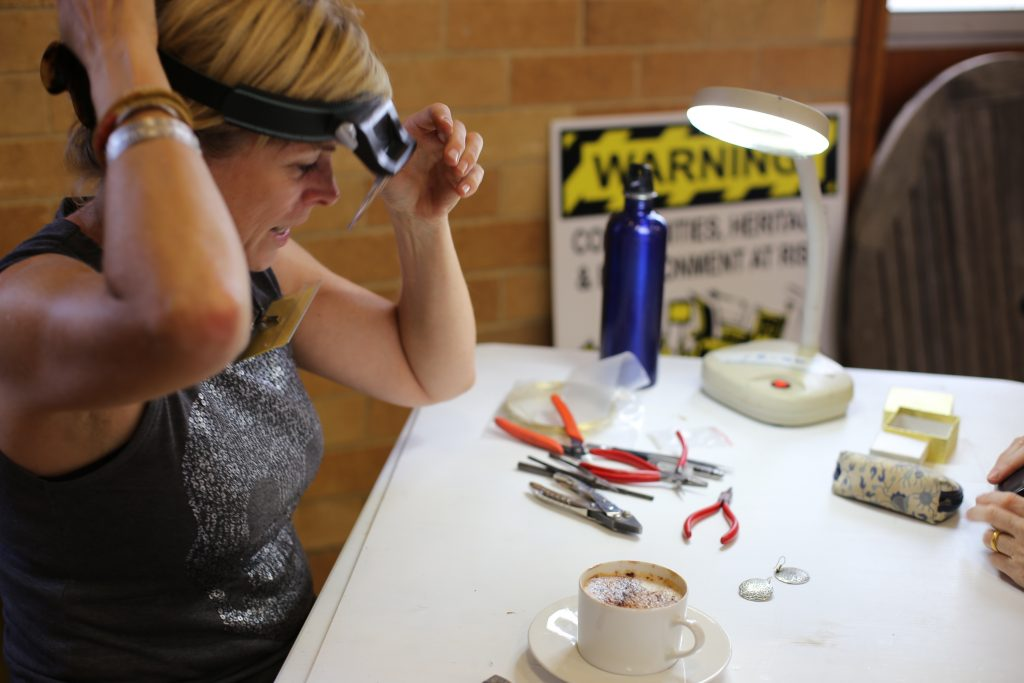bridget kennedy jewellery repair cafe lane cove