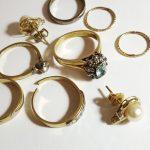 Heirloom gold jewellery
