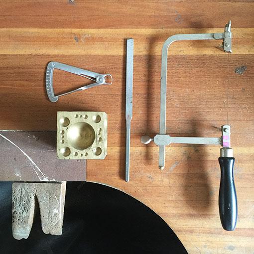 bridget kennedy teaching jewellery