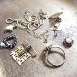 jewellery repair scrap silver gold gems