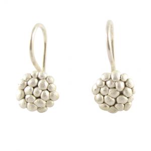 Bridget Kennedy Palawan Pebbles silver drops