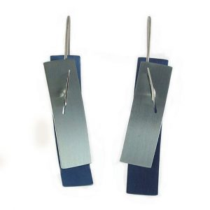 long-titanium-blue-two-tone-earrings