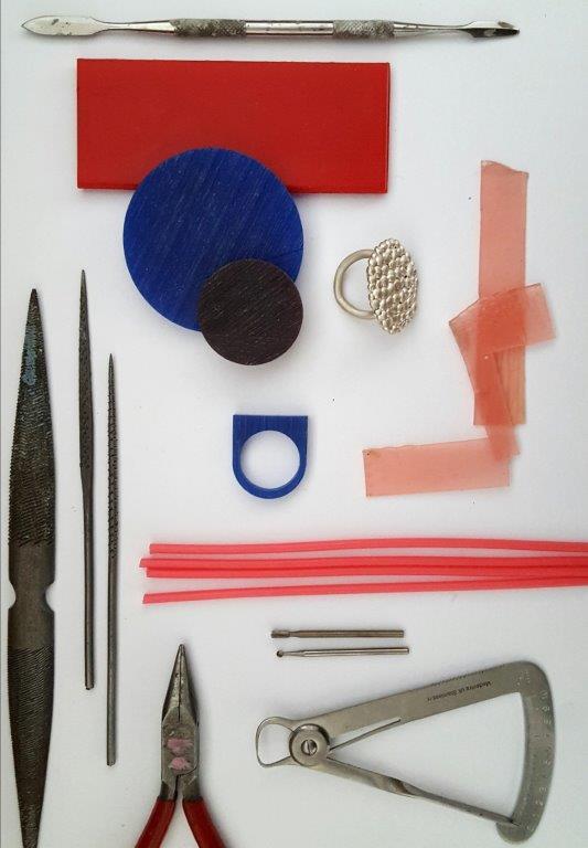 cast a silver ring wax workshop by Bridget Kennedy