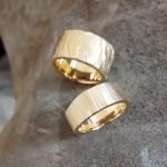 Jewellery Commission -Gold rings!