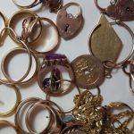 Inherited gold