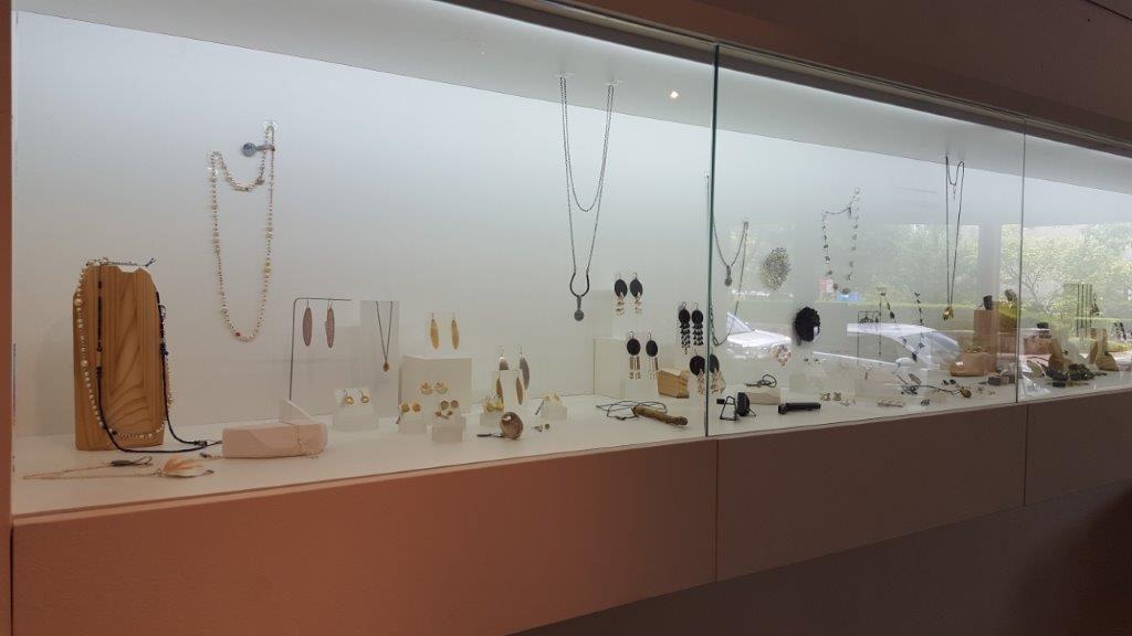 interior jewellery cabinet