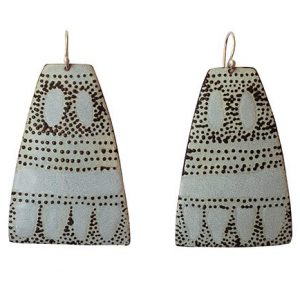tribal-dot-aqua-earrings