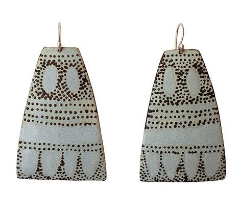 tribal-dot-aqua-earrings