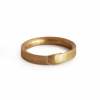 9ct yellow gold wrap ring
