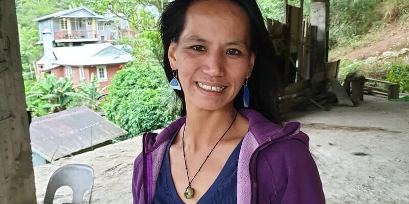 Bridget Kennedy Sagada jewellery workshop