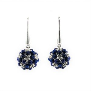 JENNIFER-FAHEY-BEADED-LAPIS-EARRINGS