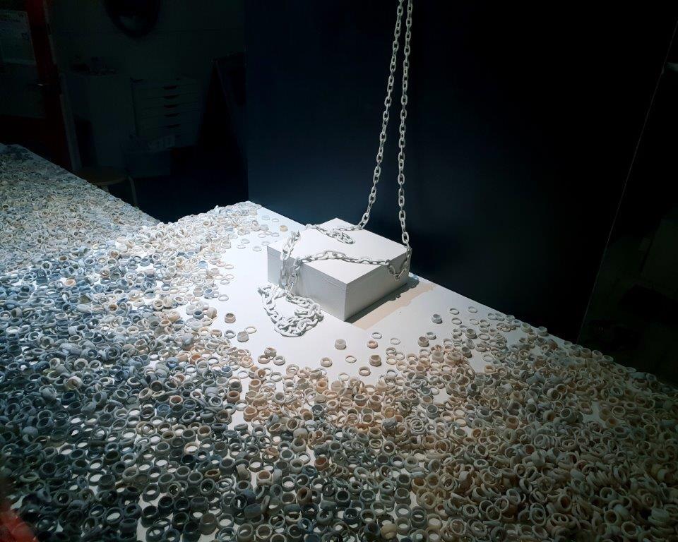 wax ring installation - alternate biennale