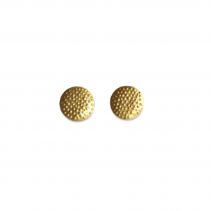 gold dotty studs