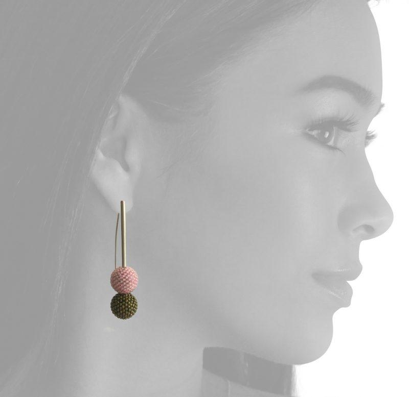 REgina Krawets beaded jewellery