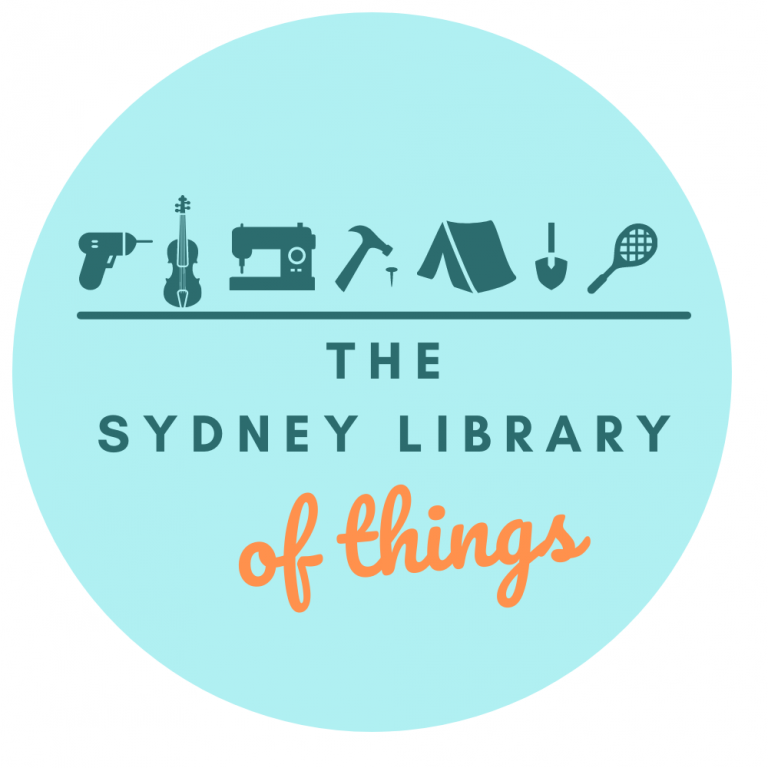 sydney library of things logo